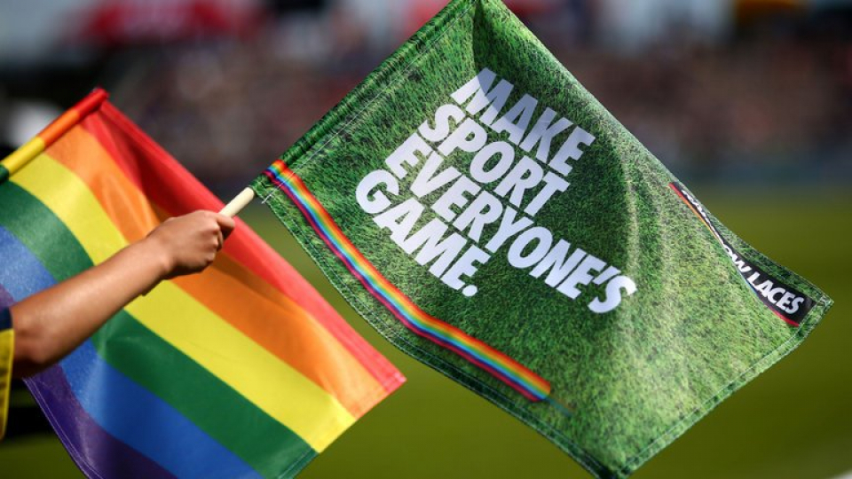 Homophobic chants claims investigated following the start of the Rainbow Laces Campaign