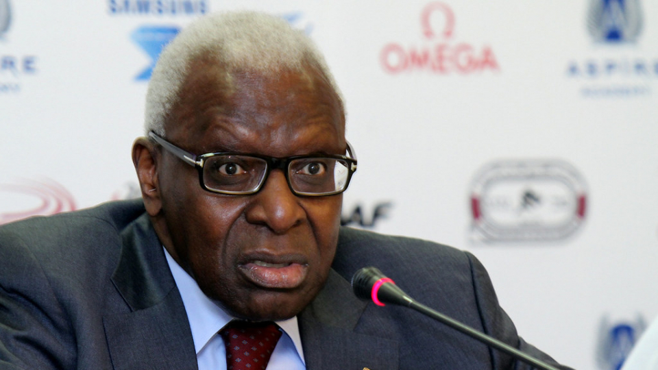 Former International Association of Athletics Federations President to stand trial in January