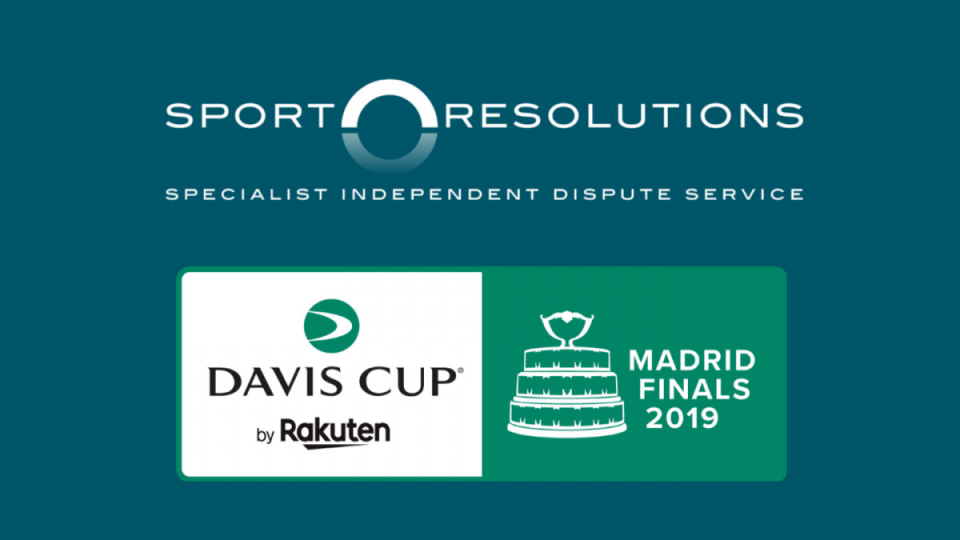 We are delighted to be assisting the International Tennis Federation (ITF) by operating and administering an ad hoc Independent Tribunal during the 2019 Davis Cup by Rakuten Madrid Finals.