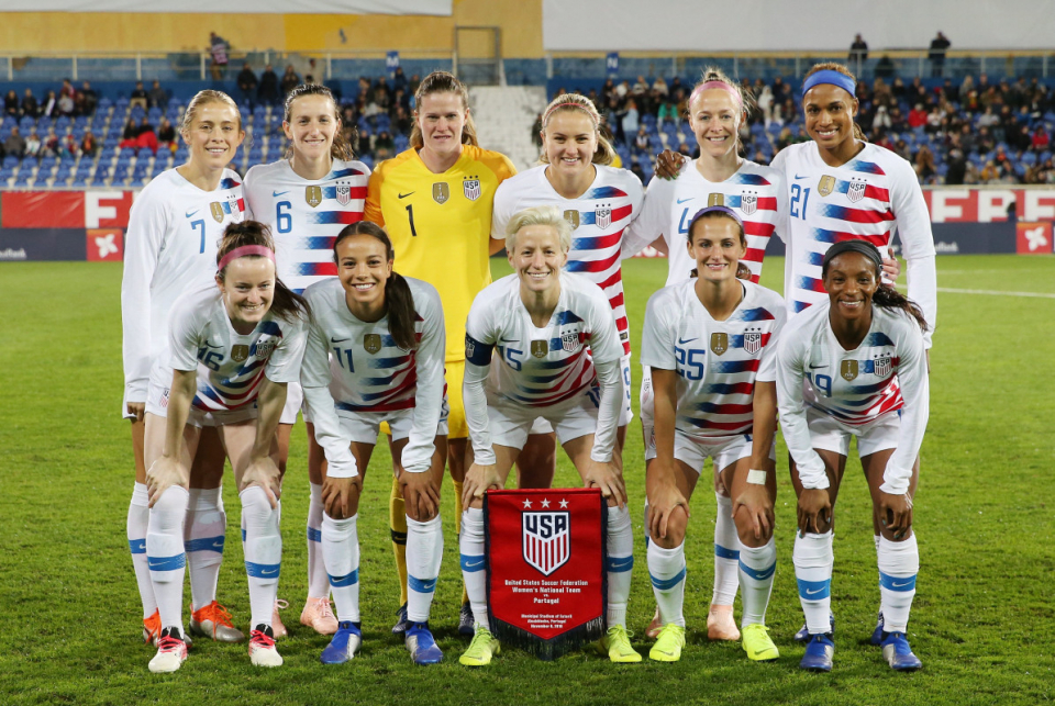 US Women's soccer team denied immediate appeal of pay discrimination case