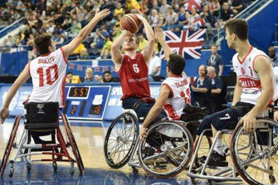 Wheelchair basketball athletes request that the IPC allows formerly eligible athletes to compete at Tokyo Paralympics