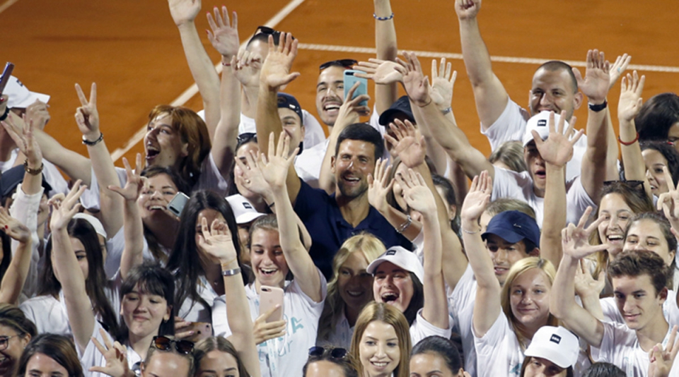 Novak Djokovic heavily criticised after several positive coronavirus tests on Adria Tour