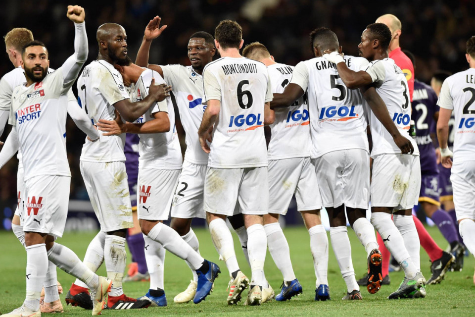 Ligue 1 side Amiens seek justice for relegation after cancelled season