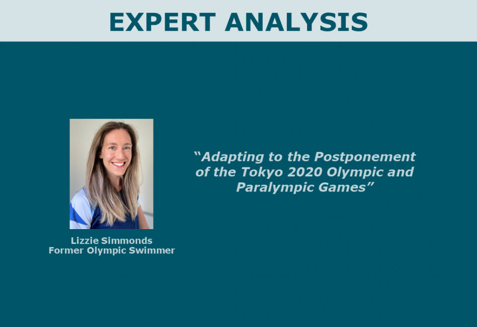 Adapting to the Postponement of the Tokyo 2020 Olympic and Paralympic Games