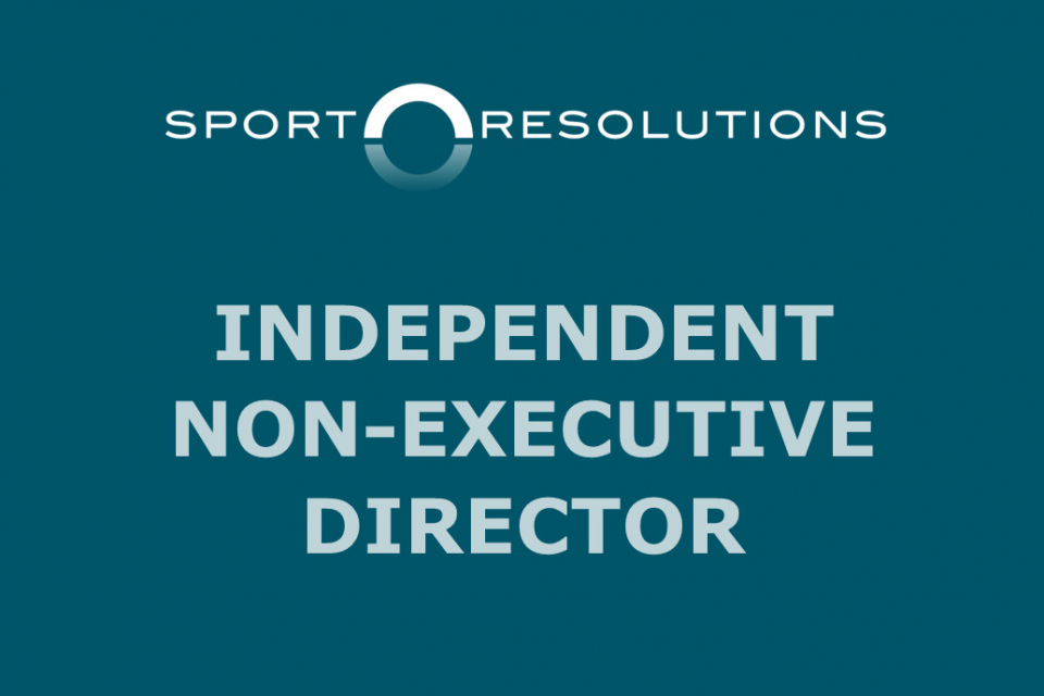 Independent Non-Executive Director sought to assist with the development and growth of the organisation