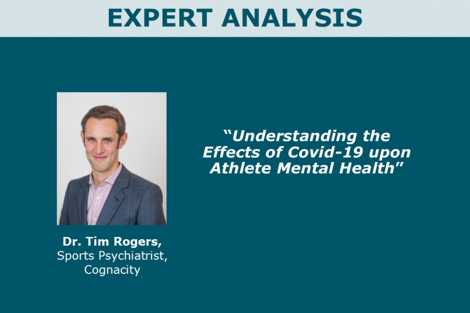 Understanding the Effects of Covid-19 upon Athlete Mental Health