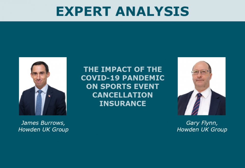 The Impact of the Covid-19 Pandemic on Sports Event Cancellation Insurance