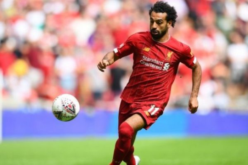 Man charged over racist tweet about Liverpool star Mo Salah